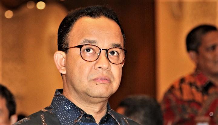 Anies: Alhamdulillah di Jakarta Tidak Ada Gedung Hilang ...