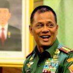Presiden Jokowi Akan Anugerahkan Bintang Mahaputera ke Gatot Nurmantyo