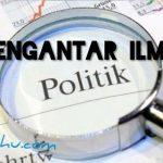 Pengantar Ilmu Politik (1)