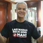 Elektabilitas Gubernur Jawa Tengah Ganjar Pranowo Tinggi Malah Bikin Pusing PDIP