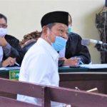 Kasus Korupsi Mantan Bupati Sidoarjo Saiful Ilah Divonis Tiga Tahun Penjara