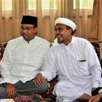 Anies Baswedan Akan Bertemu Habib Rizieq Besok Subuh 11 November di Petamburan