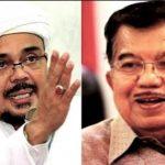 Merasa Ditunding, Jubir: Jusuf Kalla Tidak Pernah Mendanai Kepulangan Habib Rizieq