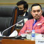 Pimpinan Komisi III Ahmad Sahroni: Tak Masalah Kapolri Nonmuslim, yang Penting Kapabilitas