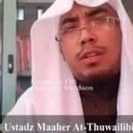 Serang Gus Miftah, Ustaz Maaher: Kemarin Lonte Sekarang Ereksi