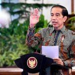 Presiden Jokowi Umumkan Perpanjangan PPKM Level 4 hingga 2 Agustus