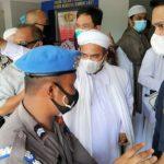 Makin Sering Sesak Nafas sejak Ditahan, Kuasa Hukum: Mohon Doanya untuk Kesembuhan Habib Rizieq