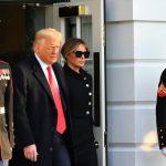 Joe Biden Dilantik, Donald Trump Tinggalkan Gedung Putih: Kami Akan Kembali!