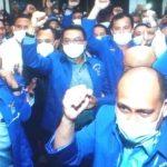Pakai Jas Partai Demokrat, Moeldoko Hadiri KLB Demokrat di Deli Serdang Sumut!