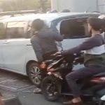 Maling Mobil di Bekasi Tabrak 8 Warga saat Kabur, Diamuk Massa di Cakung
