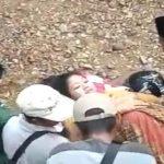 Ibu Hamil Melahirkan Ditandu Lewat Jalur Curam saat hendak ke Puskesmas di Jember