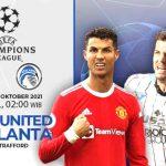 Link Live Streaming Liga Champions: Manchester United vs Atalanta