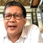 Rocky Gerung: Bagi Milenial Ganjar Pranowo dan Puan Maharani Itu Orang Bodoh